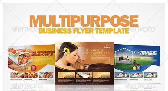 19+ Business Flyer Templates