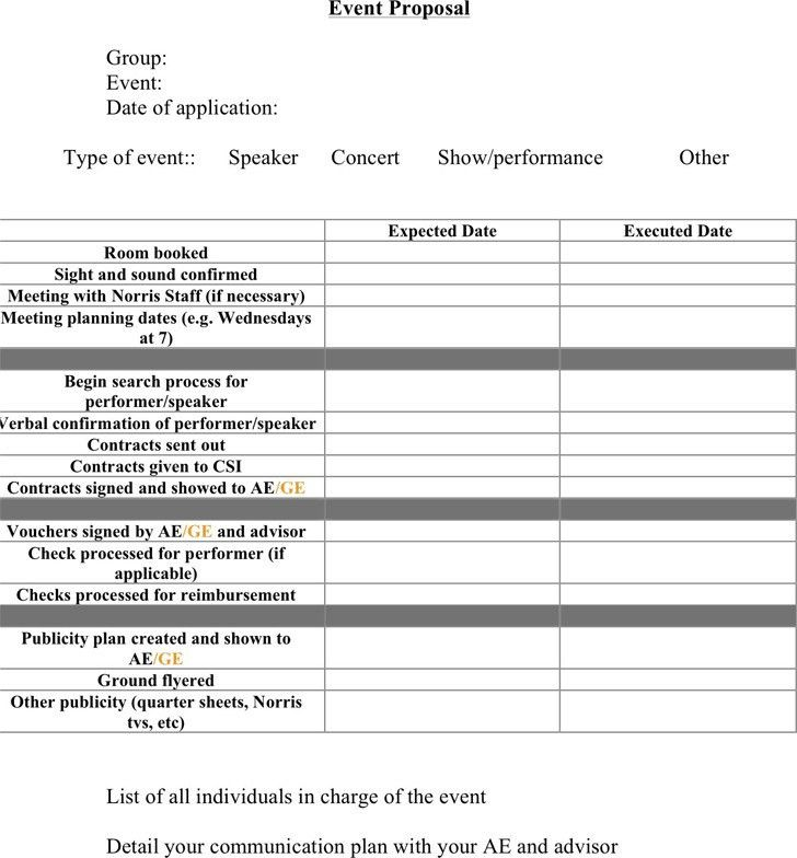 Event Planning Template Free, event plan template. event planning ...