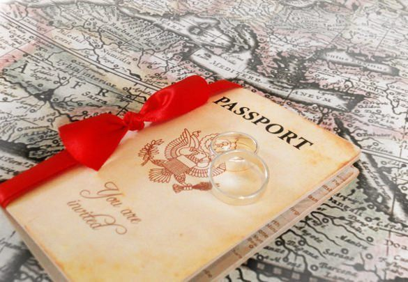 15+ Passport Invitation Templates – Free Sample, Example, Format ...