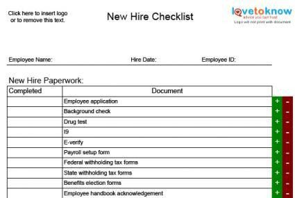 Sample Employee Orientations