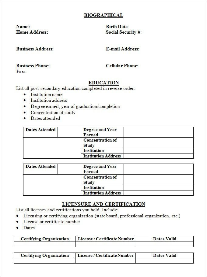 Simple Resume Examples For College Students. Sample Resumes For ...