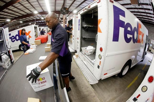 FedEx hit as NSA-linked ransomware spreads around the world