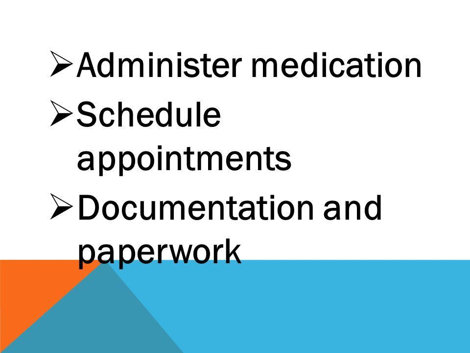 MEDICAL ASSISTANT. RESPONSIBILITIES OF A MEDICAL ASSISTANT. - ppt ...