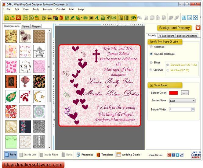 Free Download Invitation Card Maker | PaperInvite