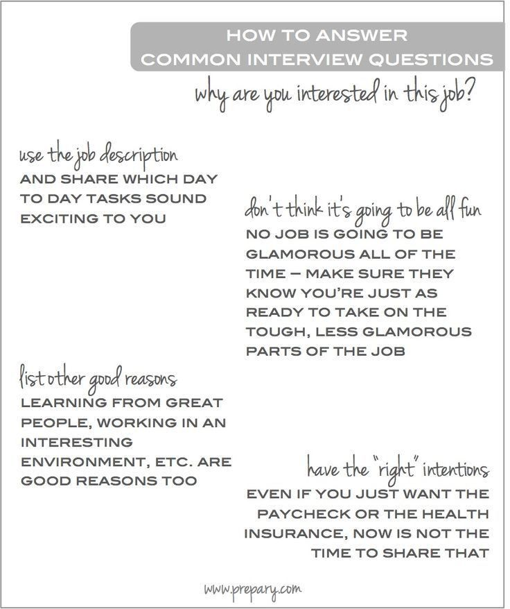 Best 20+ Common interview questions ideas on Pinterest   Interview ...