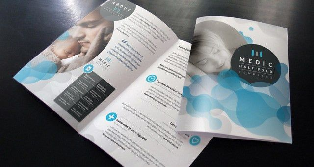 45+ Free Brochure Templates PSD Download