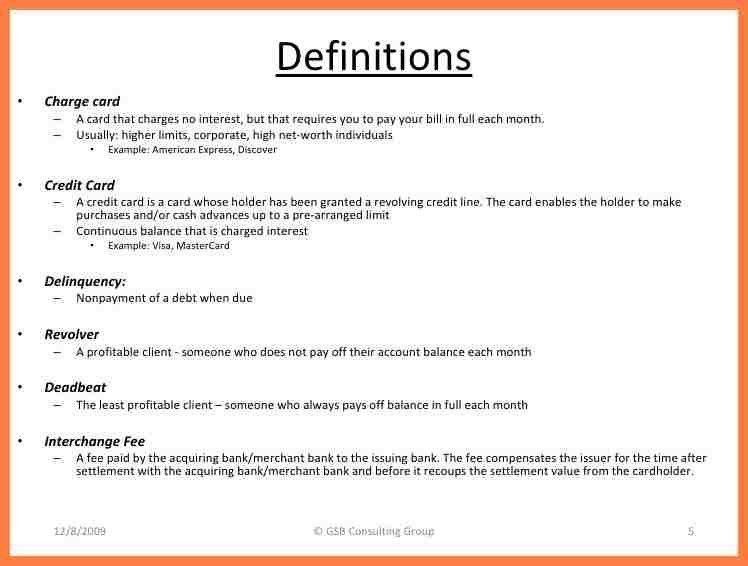 5+ company credit card policy template   Company Letterhead