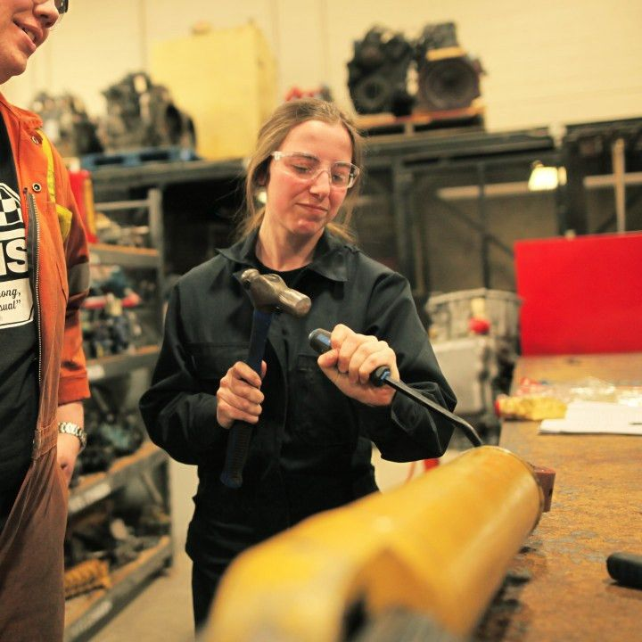 Skills and Trades Training | Cambrian College