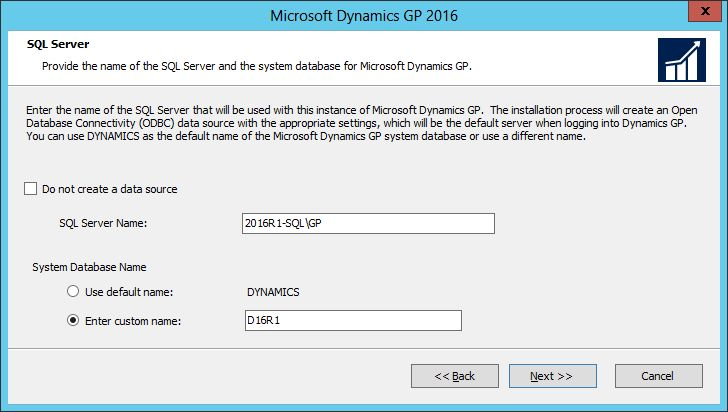 Hands On With Microsoft Dynamics GP 2016 R1: Client Installation ...