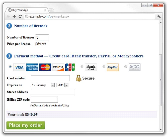 payment gateway - How to integrate MoneyBookers in Web application ...