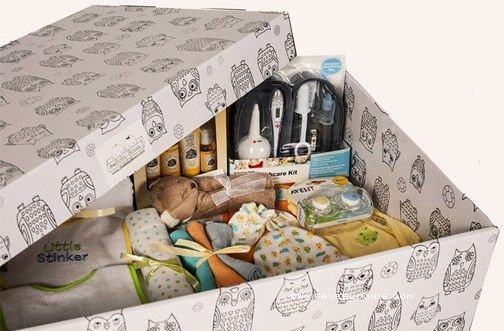 Free Baby Boxes in Canada