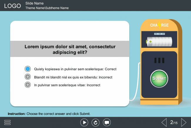 Download Powerful Articulate Storyline Templates for eLearning Courses