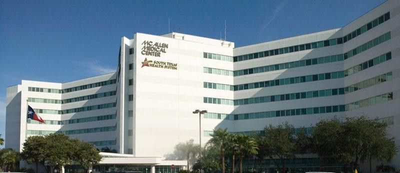 Neuroendovascular near Texas Gulf Coast | McAllen Medical Center ...