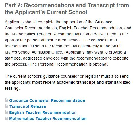 Applications - Principal/Head/Counselor Recommendation Form ...