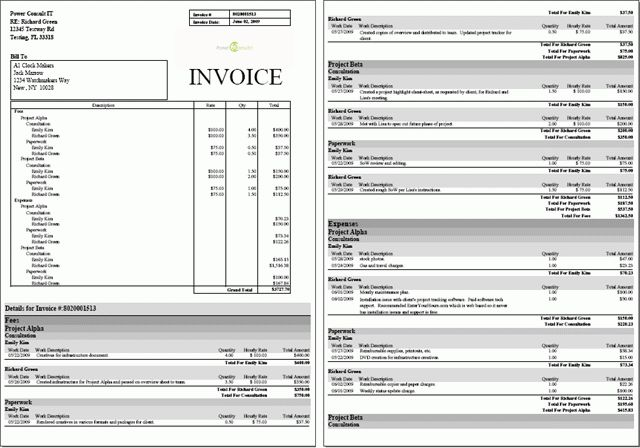 Invoicing and Accounting | The Accounting Center | Invoices ...