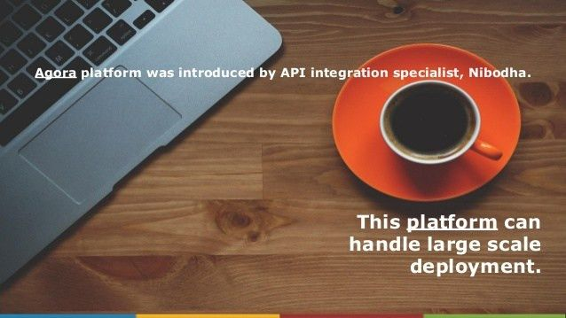 API DATA Integration Platform | Agora