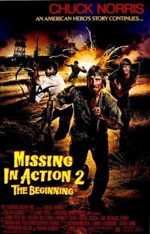 Missing in Action 2: The Beginning - Internet Movie Firearms ...