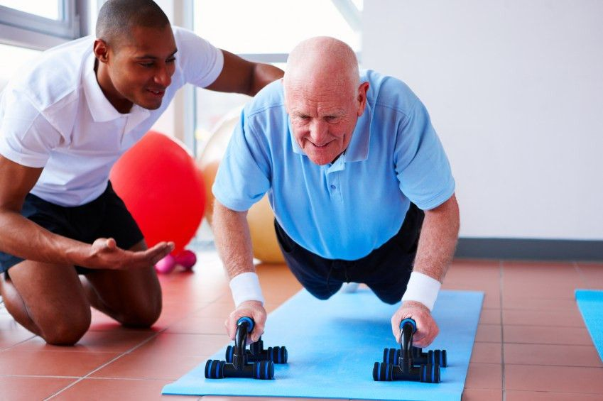Fitness Trainers and Aerobic Instructors Job Description