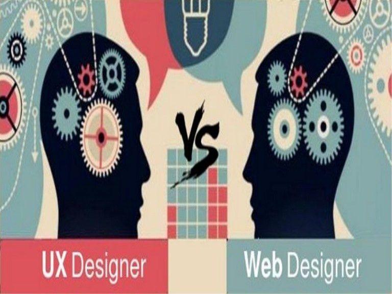 Ux designer vs web designer