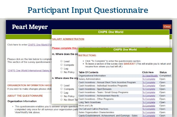 Why Pearl Meyer Salary Surveys? | Pearl Meyer