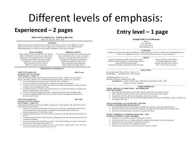 100+ Cto Sample Resume | Vp It Sample Resume Executive Resume ...