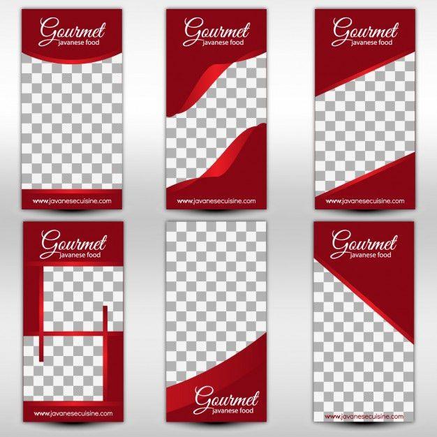Restaurant menu cover templates Vector   Free Download