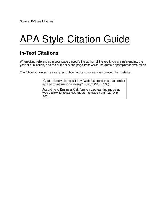 APA Style Citation Format: Easy Guide & Samples