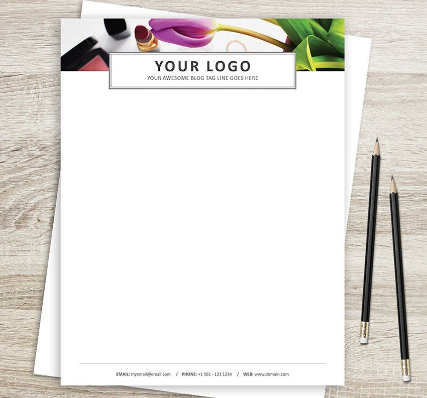 3 Page Media Kit Template 05 - Ad Rate Sheet Template - Press Kit ...
