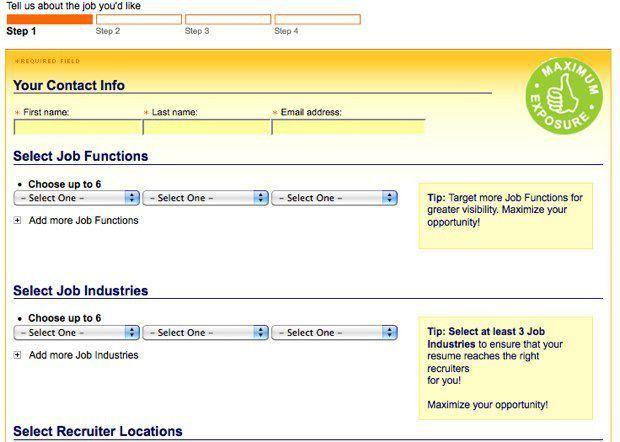 Pleasant Resume Tools 7 Free Online Resume Builder - Resume Example