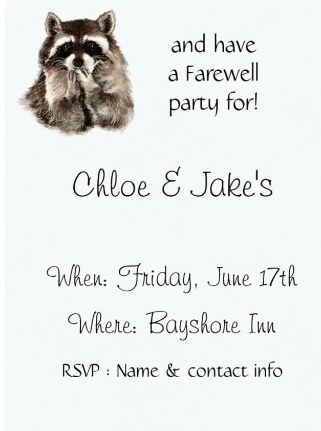 21 best 20+ Farewell Party Invitation Templates – PSD,Ai,Indesign ...