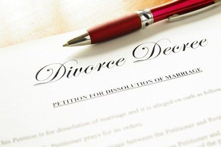 I've been served with divorce papers: What do I do now?