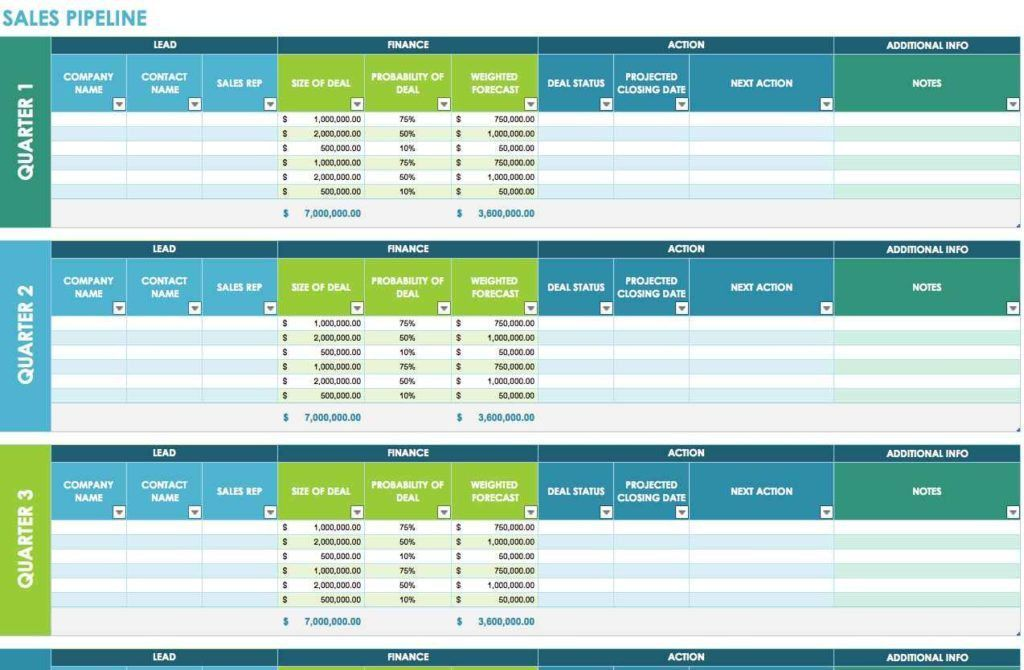Order Tracking Spreadsheet Template | HYNVYX