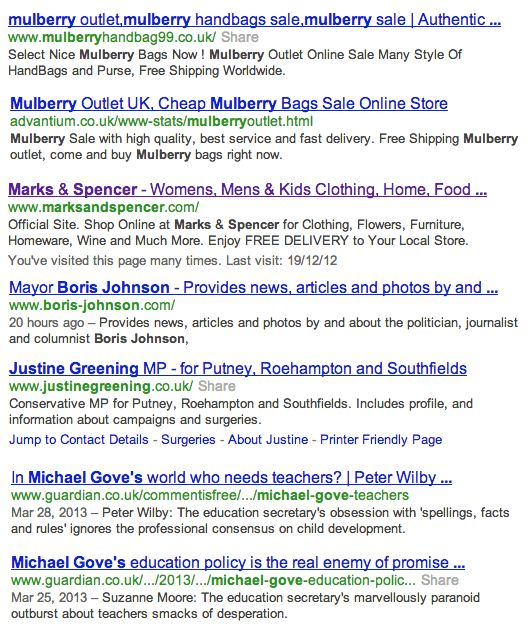 33 examples of great meta descriptions for search | Econsultancy