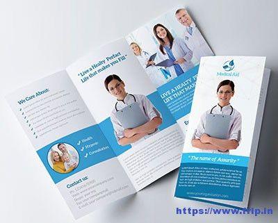 60 Best Medical Brochure Design Print Templates 2017 | Frip.in
