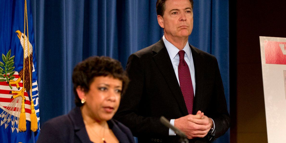 Comey reportedly went against Lynch's recommendation in sending ...