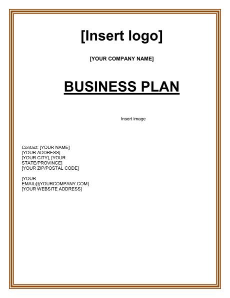 Restaurant Business Plan 5 - Template & Sample Form | Biztree.com