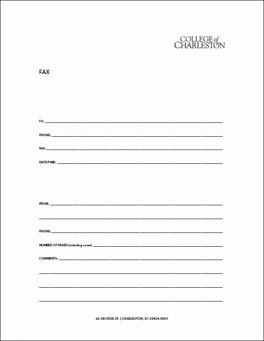 Ideas of Fax Template Cover Sheet Word 2010 In Form - Shishita ...
