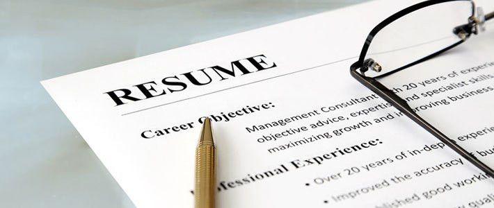 to Prepare a Master Resume