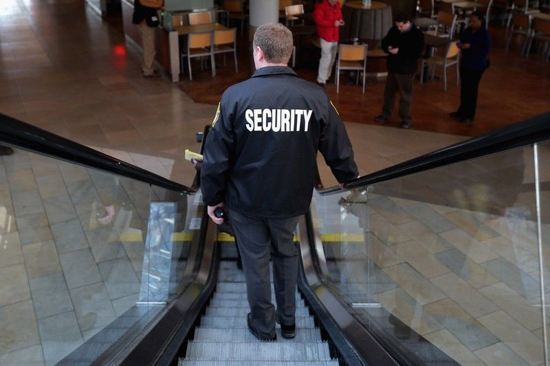 Want to Be an Armed Security Guard? It's Terrifyingly Easy - The ...