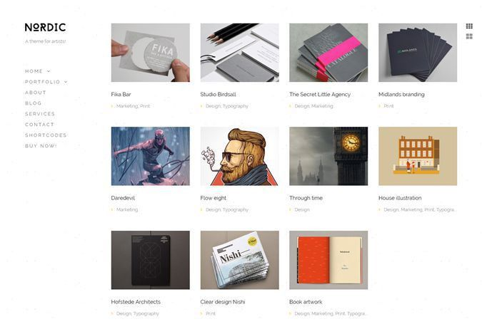 10 Fantastic Bootstrap Templates For Building Your Portfolio