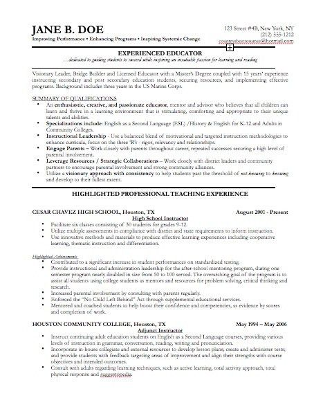 professional resume template cv template free by resumeexpert ...