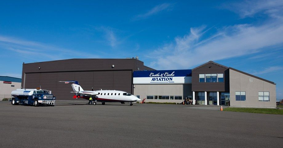 Castle & Cooke Aviation   Van Nuys, CA   Honolulu, HI   Everett, WA