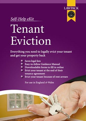 Tenant Eviction - Template Forms & Guidance | lawpack.co.uk