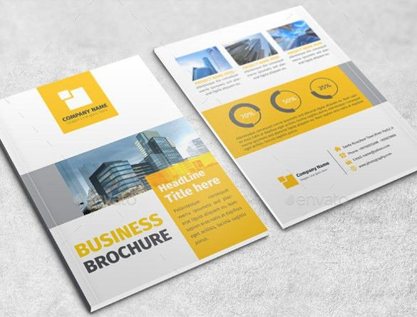 15+ Word Bi Fold Brochure Templates Free Download | Free & Premium ...