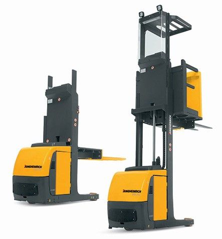 Wiese   Narrow Aisle Forklifts