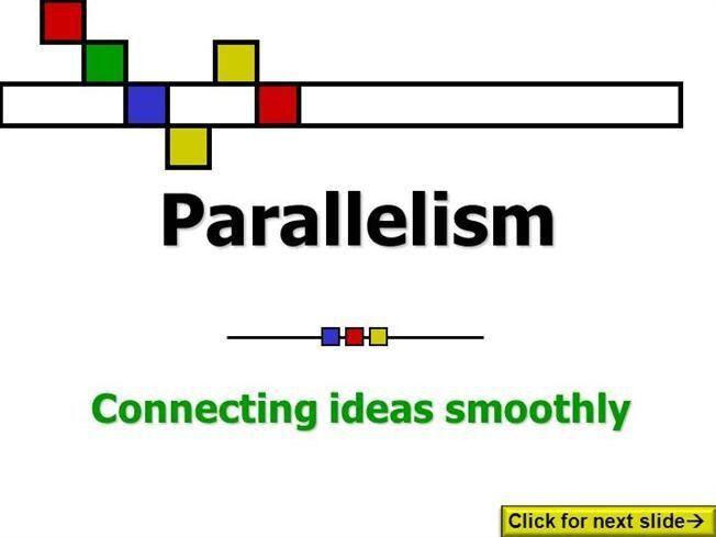 22 best Parallel Structure images on Pinterest | Sentences ...