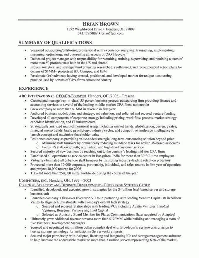 summary for resume examples resume summary examples entry level