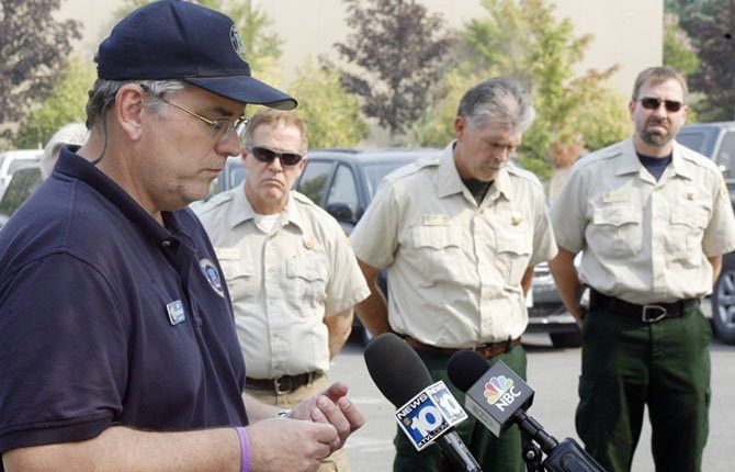 Water truck driver dies at SW Oregon wildfire | The Dalles Chronicle