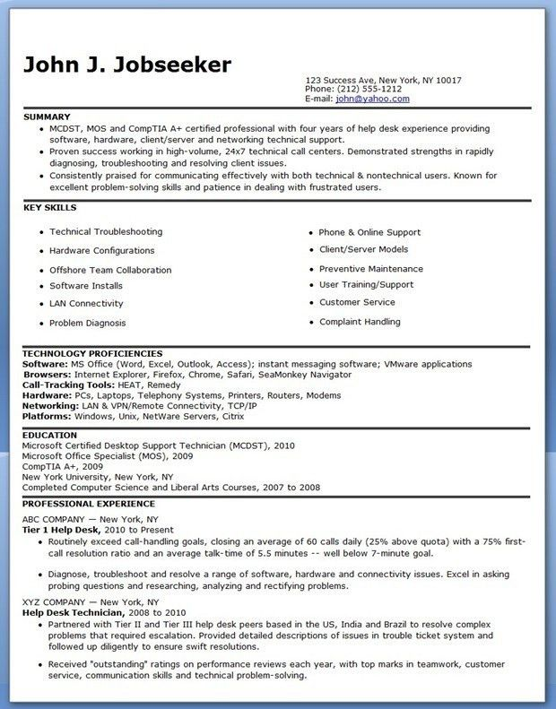 HR Resume Example Sample Human Resources Resumes