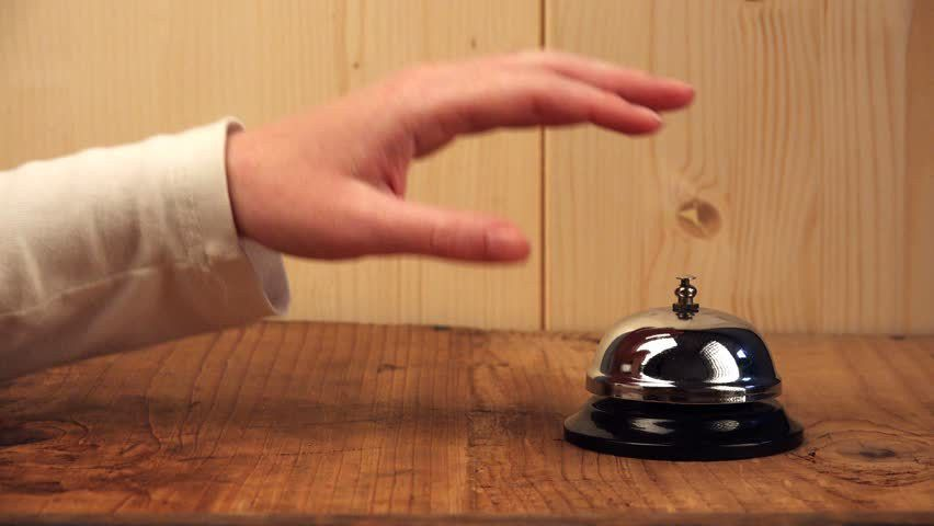 Hotel Front Desk Stock Footage Video | Shutterstock